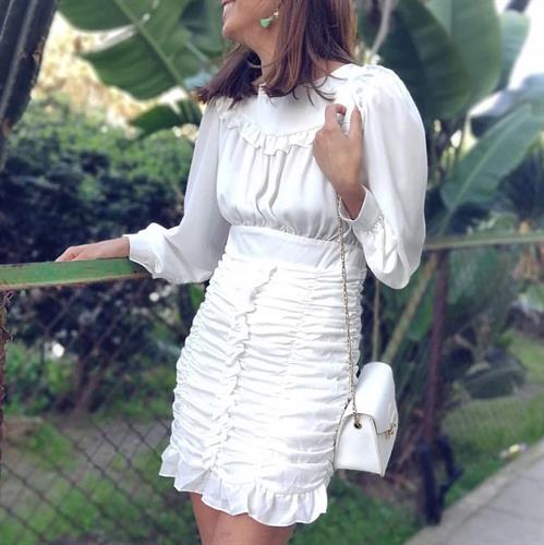 שמלת בלה פריזאית