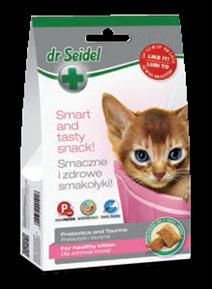 חטיף לחתלתולים  – מזון רך משלים לחתלתולים