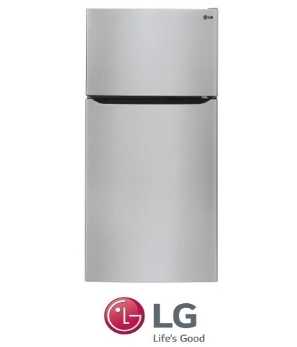 LG מקרר מקפיא עליון דגם GMU700RSC