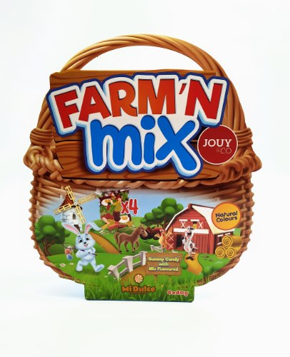 Farm'n Mix Gummi