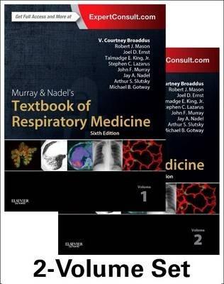 Murray & Nadel's Textbook of Respiratory Medicine, 2-Volume Set