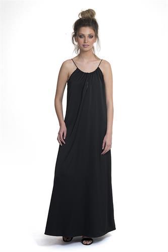 שמלה מוניק שחור