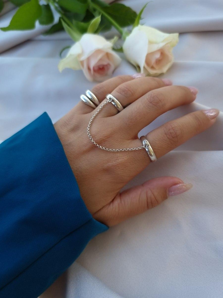 טבעת כסף זנזיבר