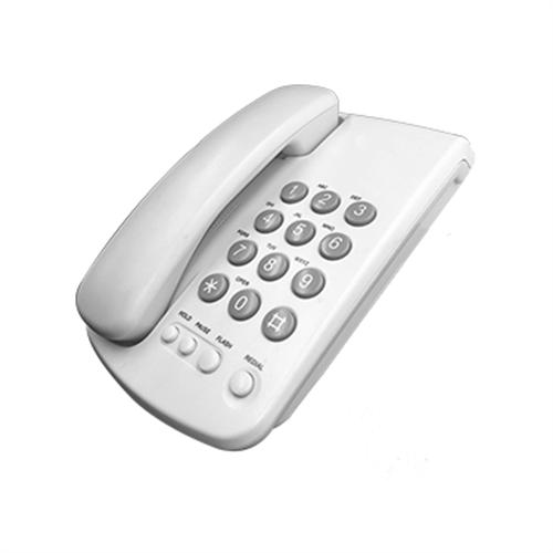 טלפון שולחני קווי SKL TF232  שחור