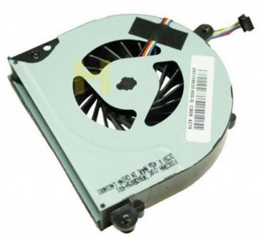 מאוורר להחלפה במחשב נייד HP Probook 6560b 8560p 6565B 6570B Cooling Fan 641183-001