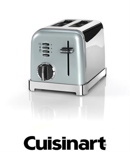 Cuisinart מצנם 2 פרוסות רטרו דגם CPT160GE