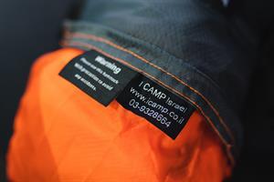 v 2.0 - Grey & Orange