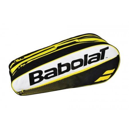 תיק טניס Babolat Club Line Classic x6 Yellow