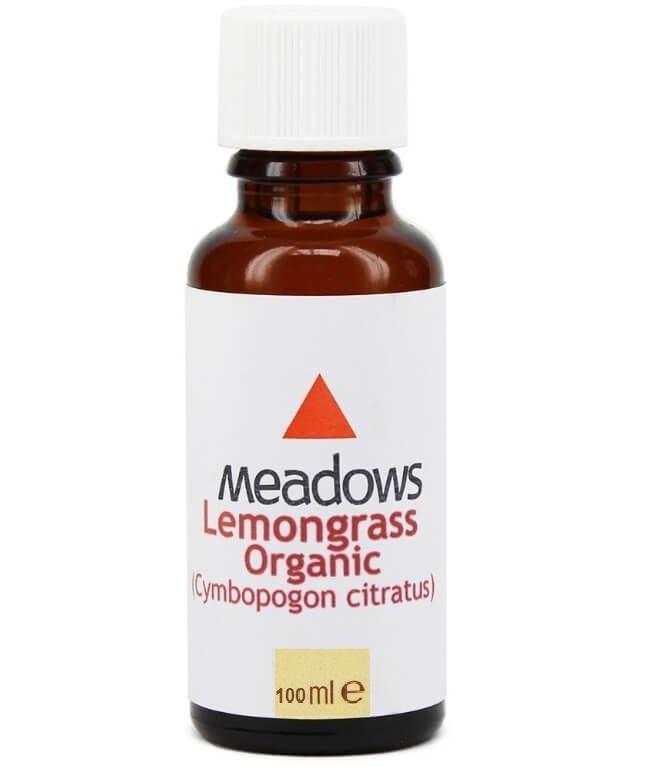 """שמן ארומתרפי למון גרס 100 מ""""ל - Lemongrass Essential Oil 100 cc"""