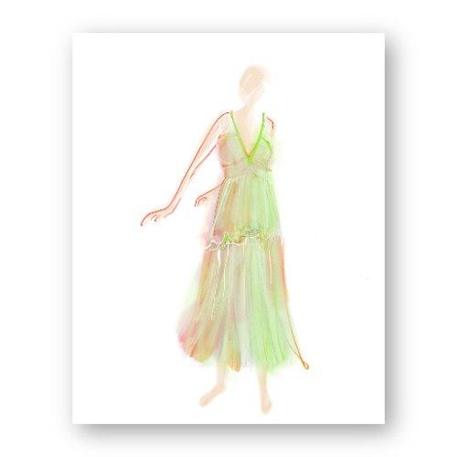 איור אופנה #13