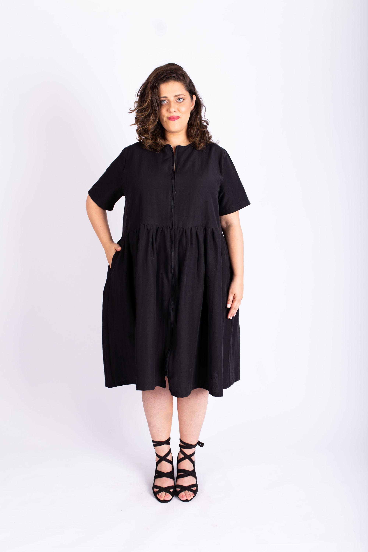 שמלת אורי שחור