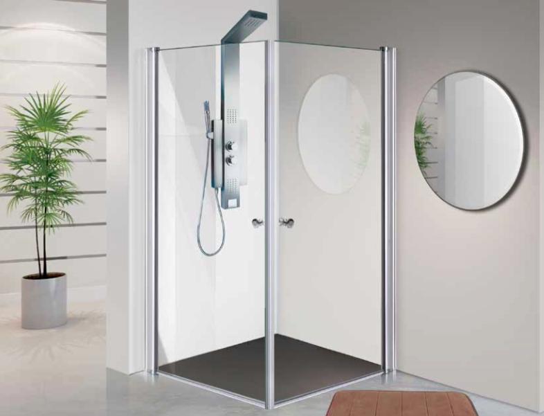 PR413CUST  - מקלחון לפי מידה פינתי