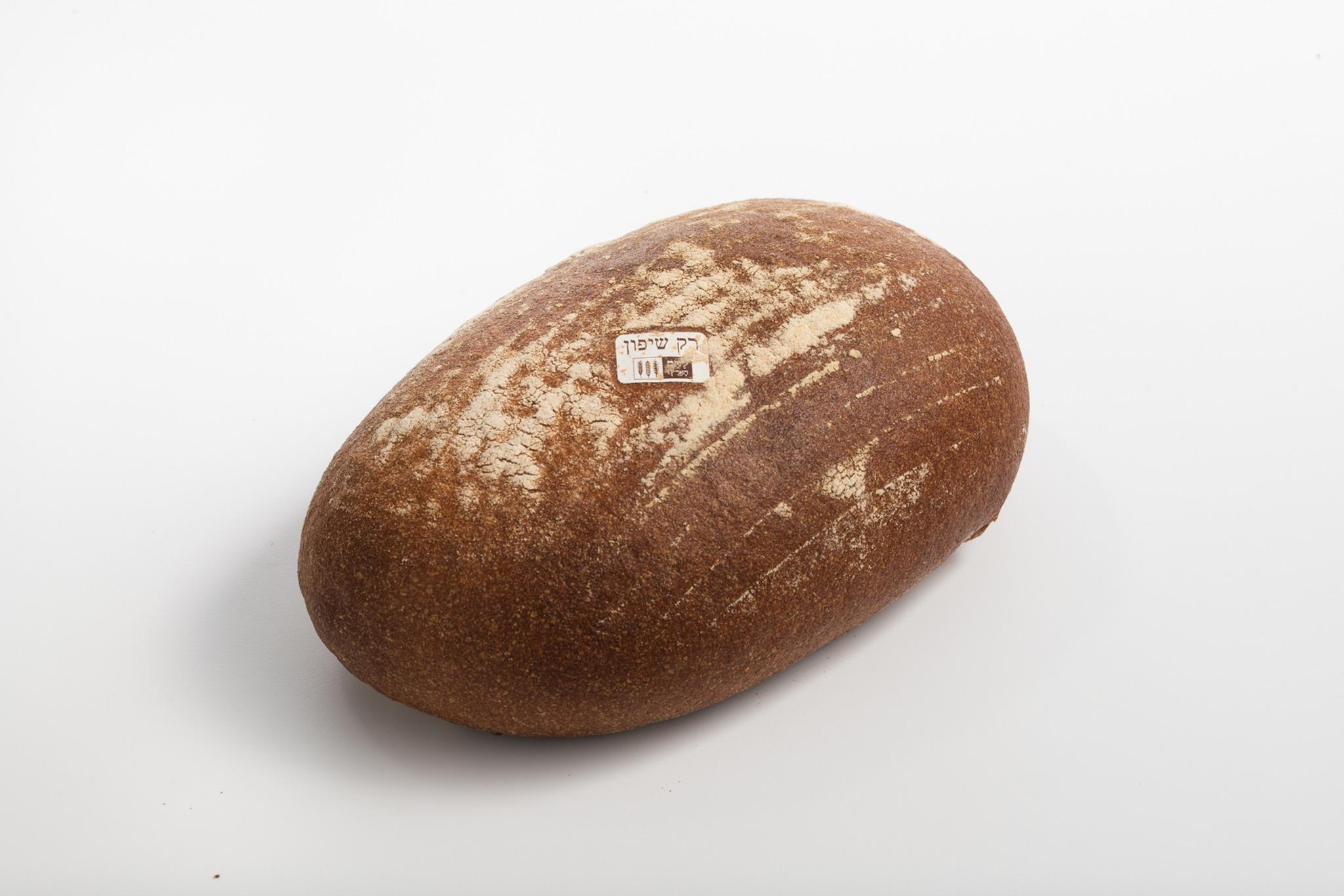 לחם שלם שיפון מלא