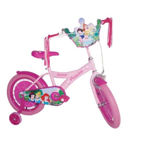 אופניים נסיכות מידות 12-16