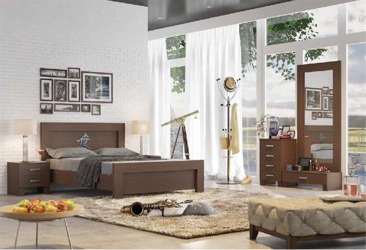 חדר שינה פלטינום