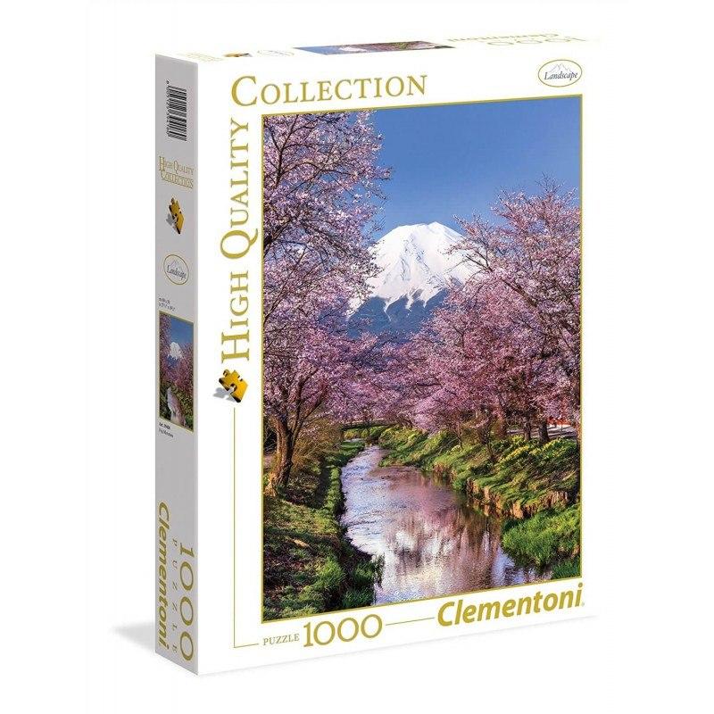 הר פוג'י הר הגעש ביפן פאזל 1000 חלקים