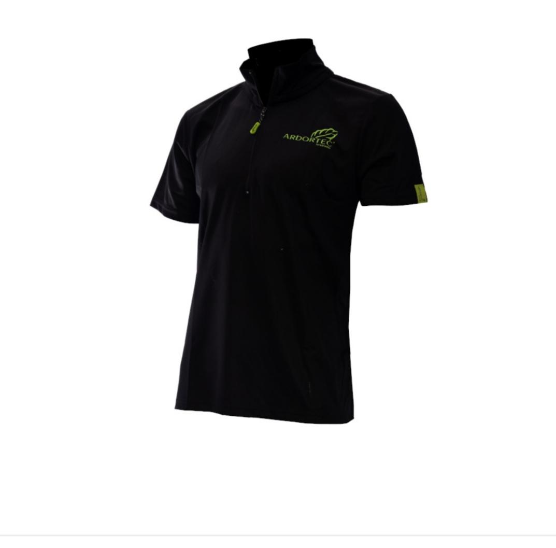 חולצת דרייפיט ARBORTEC קצר צבע שחור מידה M