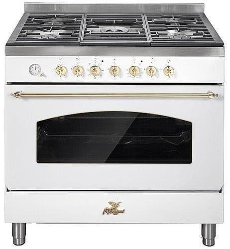 תנור משולב כיריים Bompani BO680AA