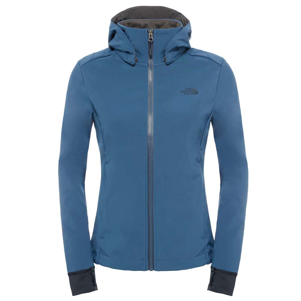 מעיל נשים נורט פייס מדגם The North Face Women's motili jacket shady blue