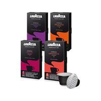 100 קפסולות לוואצה תואם נספרסו מארז מעורב Lavazza Nespresso Compatible Capsules mix