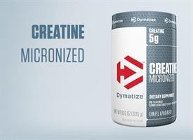 אבקת קריאטין דיימטייז - DYMATIZE MICRONIZED -1000gr