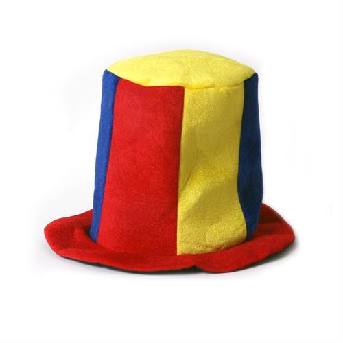 כובע ליצן מגבעת בד