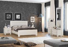 חדר שינה ברוש
