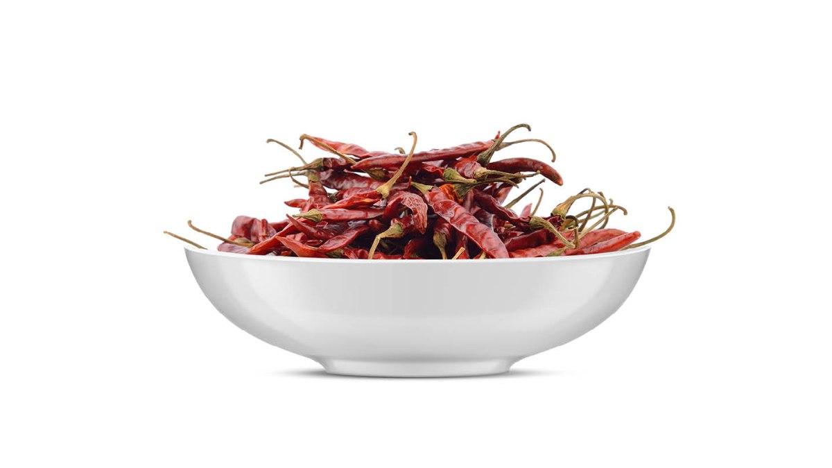 פלפל אדום יבש מתוק (שלם) 200 גרם