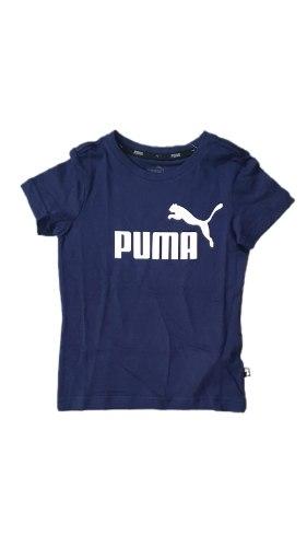 חולצת T כחולה PUMA