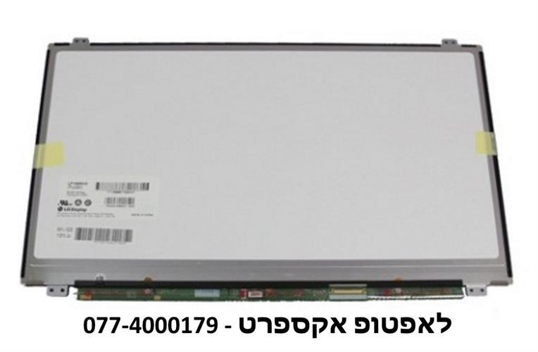 החלפת מסך למחשב נייד LP156WF4-SPB1 (EDP 30PINS) FULL HD LED,1920X1080 MATTE SLIM 30PINS