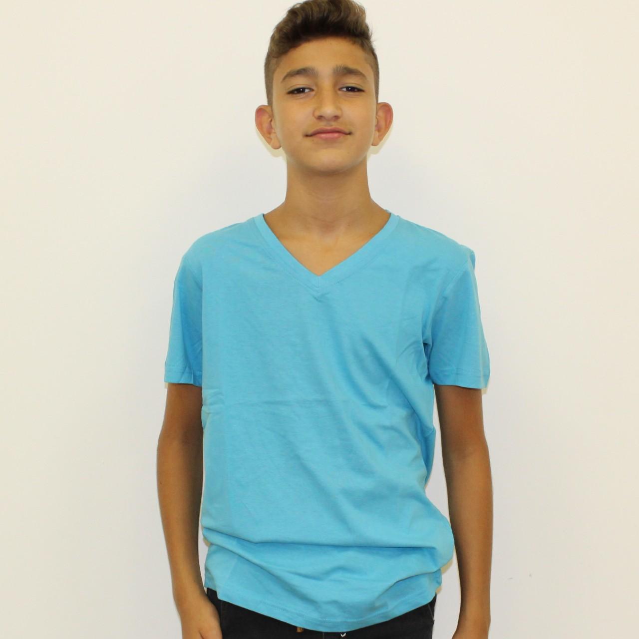 חולצת בית ספר בנים מבצע 8 ב-99.90 ₪