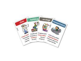 חבילת משחקים באנגלית Vocabulary Wizard - אוצר מילים באנגלית 3
