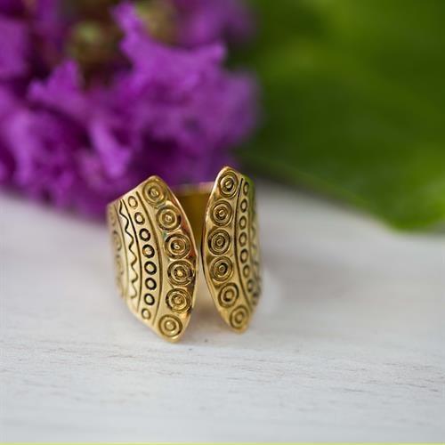 טבעת Marakesh בראס