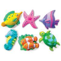 יציקות מגבס - חיות הים