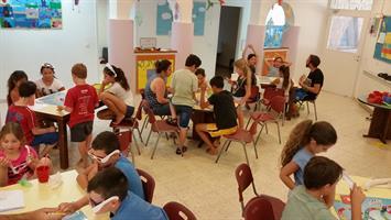 סדנת נתת קבלת!לומדים כישורים חברתיים ביחד