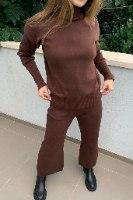 סט פריז ריב גולף + מכנסיים