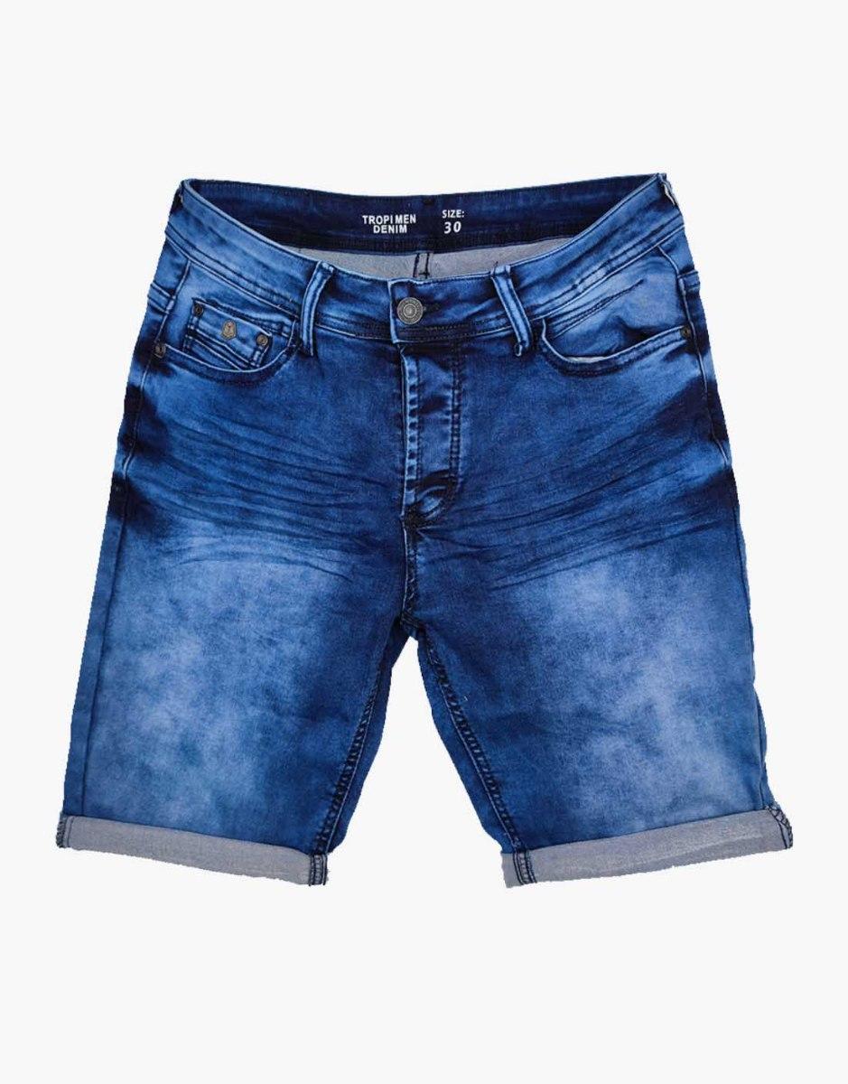 עותק של ג'ינס קצר כחול בהיר