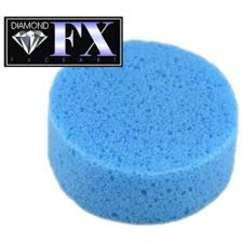 ספוגית רכה עגולה לרקעים  sponge DFX soft