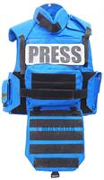 UN/press full bulletproof vest