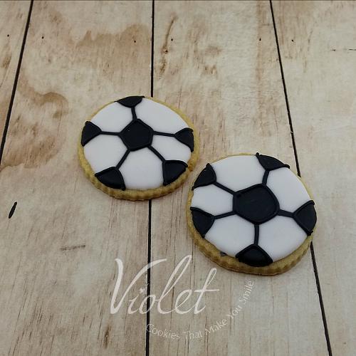 עוגית כדורגל