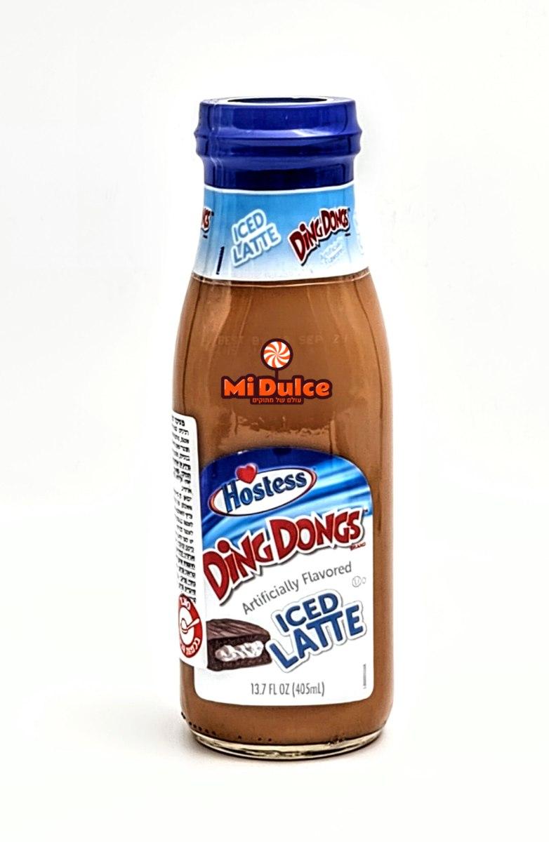 אייס קפה בטעם Ding Dongs שוקו וניל