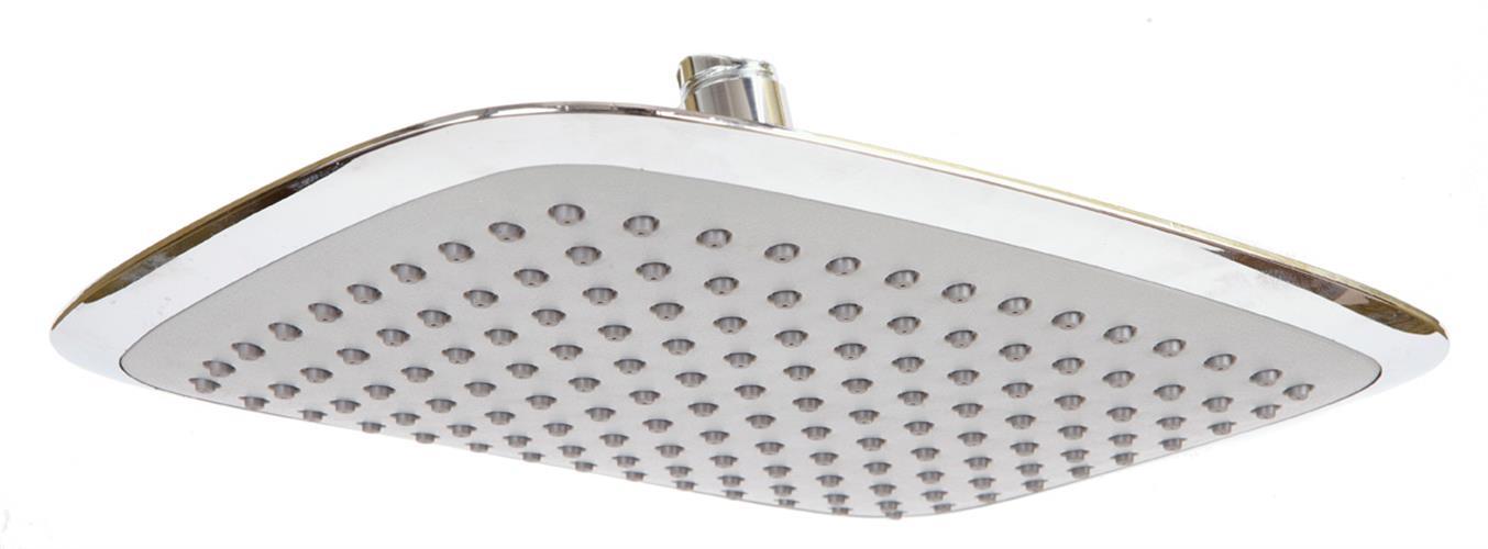 ראש מקלחת מרובע דולפין 320