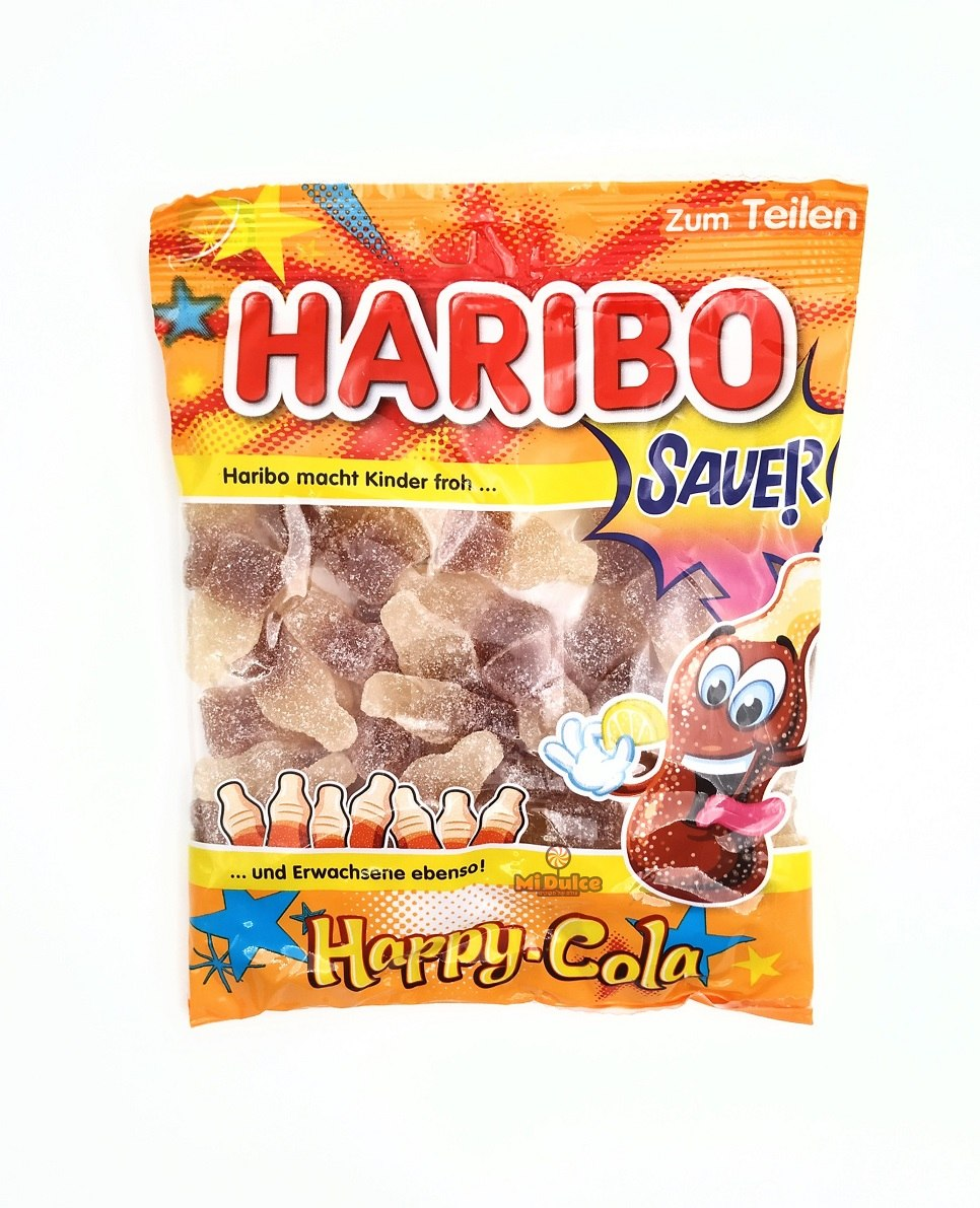 Haribo Cola Sour