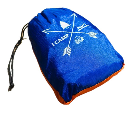 V 1.0 - Blue & Orange