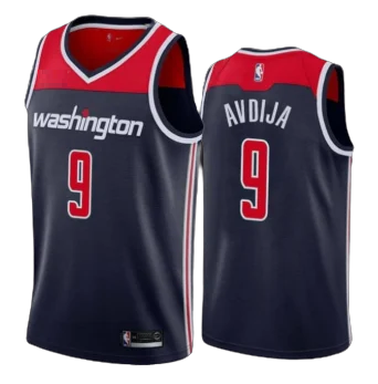 גופיית NBA וושינגטון וויזארדס כחולה - דני אבדיה DENI AVDIJA