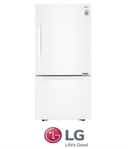 LG מקרר מקפיא תחתון  דגם GM859RWC