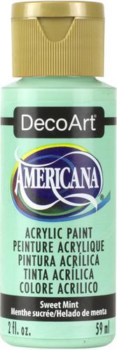"""צבע אמריקנה 59 מ""""ל Sweet Mint DA317"""