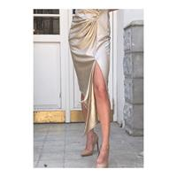 שמלת מנדי זהב