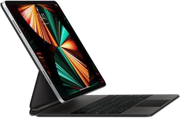 """מקלדת Magic Keyboard for iPad Pro 12.9"""" (5th generation) MJQK3HB/A"""