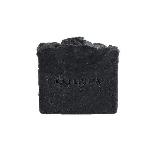 סבון פחם פעיל והמפ | CHARCOAL & HEMP CLEANSING BAR
